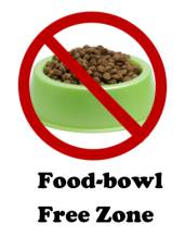 food bowl free zone